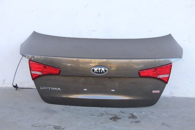 Kia Optima Trunk Cargo Luggage Deck Lid Gate W/ Garnish 69200 2T030 OEM 11-13