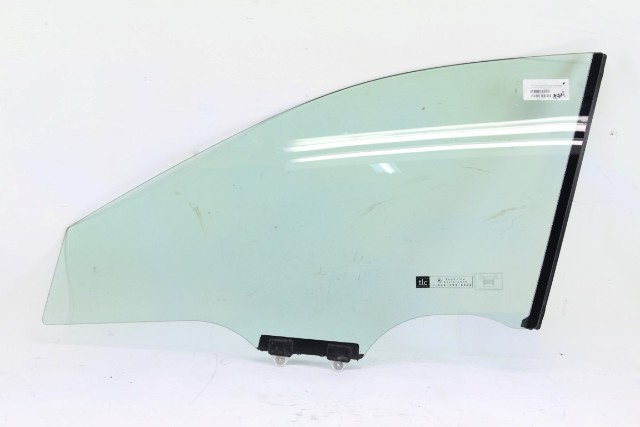Acura RL Front Left Driver Movable Glass Window 73350-SJA-A02 OEM 05-08 A518 2005, 2006, 2007, 2008