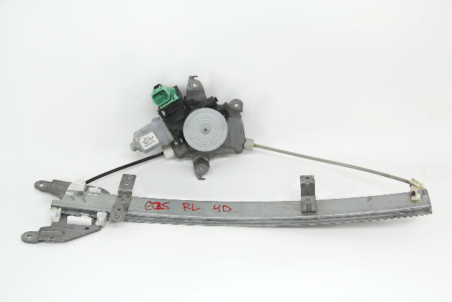 Infiniti G25 11-12 Window Regulator With Motor Rear Left/Driver 82721-JK000