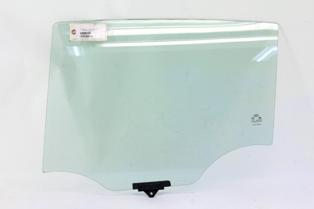 Kia Optima Rear Left Door Movable Window Glass 83411 2T010 OEM 11-15