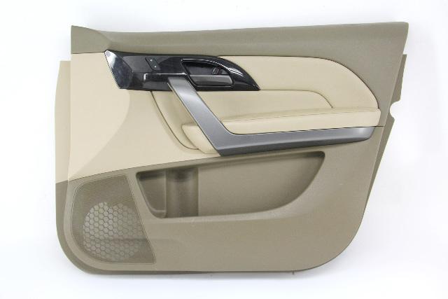 Acura MDX Front Right/Passenger Door Ivory 83501-STX-A12ZC OEM 2009
