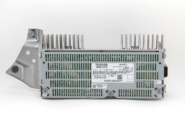 Lexus ES350 Pioneer Stereo Amplifier 86280-33170 OEM 09-12 A927 2009, 2010, 2011, 2012