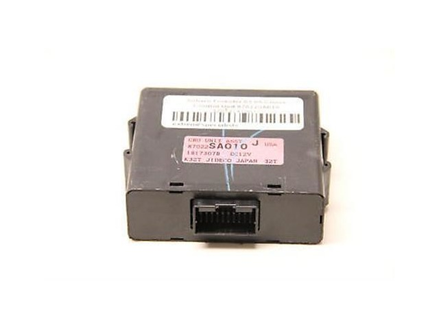 Subaru Forester 03-05 Cruise Control Unit Module 87022SA010