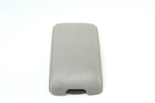 Infiniti G37 Coupe Center Console Arm Rest Pocket Lid Gray 96920-JL00C OEM 09-13