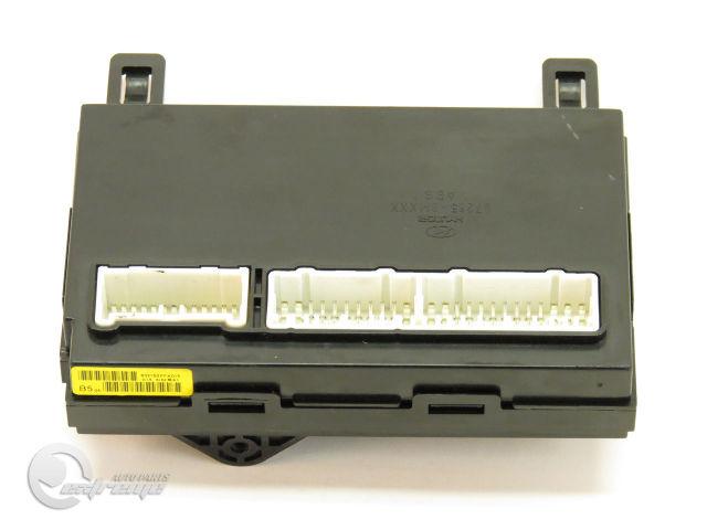 Hyundai Genesis 09-12 A/C Climate Control Module Control Unit 97255-3MXXX