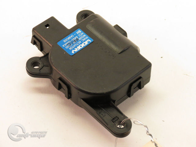 Hyundai Genesis Sedan 09-13 Heater Blower Recirculate Motor Actuator D495-GG6AA