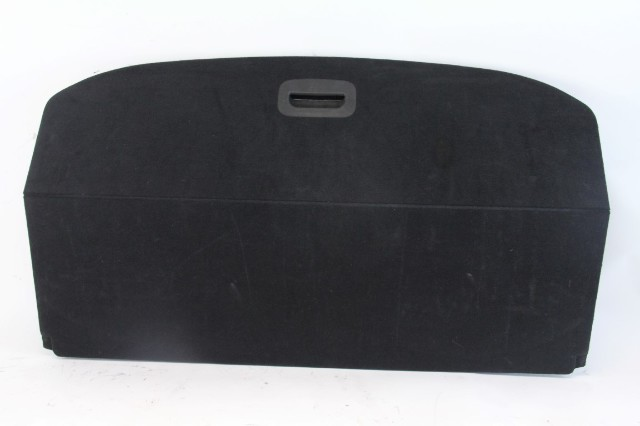 Kia Soul 14-15 Trunk Lid Cover Liner Tonneu Cover Black Floor OEM