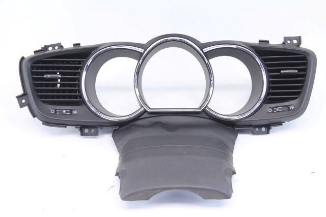 Kia Optima Instrumental Cluster Black Chrome Bezel OEM 11 12 13