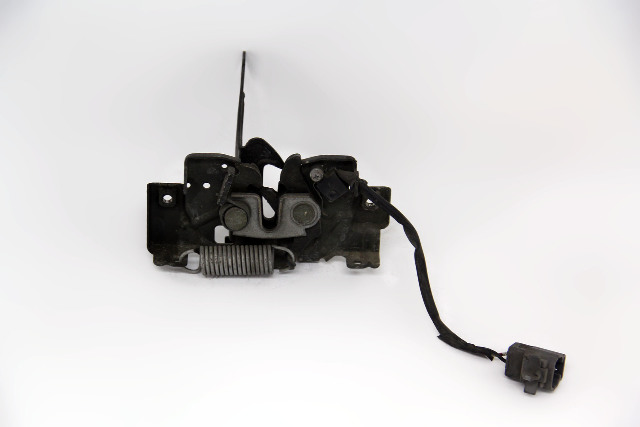 Mazda RX-8 RX8 Hood Lid Release Latch Lock 04-08 w/Theft Detection A920 2004, 2005, 2006, 2007, 2008