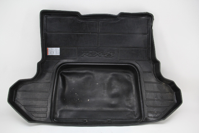 Mazda RX-8 RX8 Trunk Floor Cover Weather Mat OEM 04 05 06 07 08 2004 2006 2008