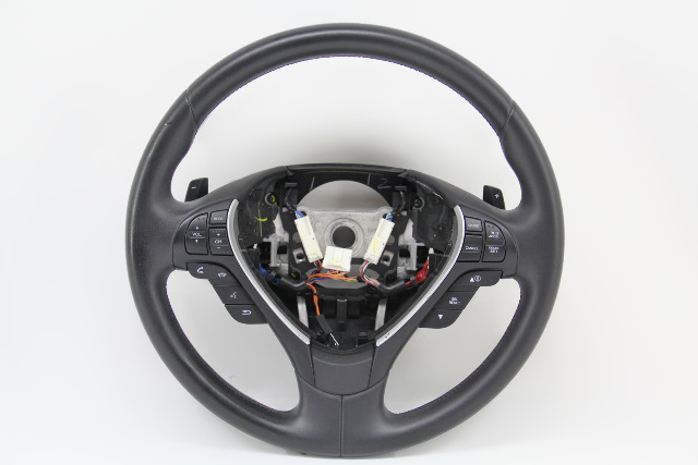 Acura RDX Steering Wheel Assembly Black w/Controls 78501-TX4-A00ZA 13 14 15