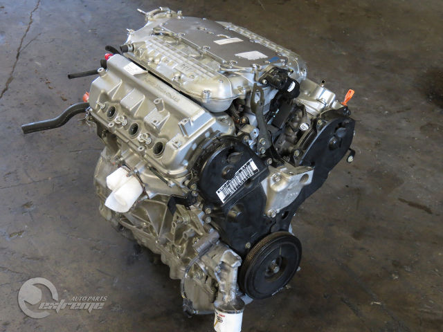 Honda Accord Hybrid 05 06 07 Engine Motor Long Block Assembly 3.0L V6 176K Mi.