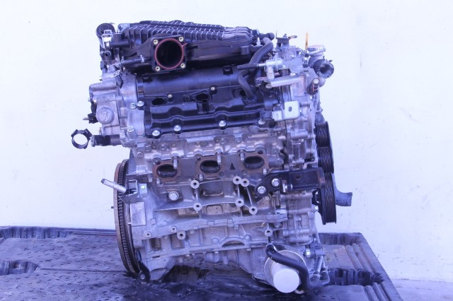 Infiniti G37 Engine Motor Long Block Assembly RWD 104K Mi 3.7L 10102-1NCMC 11-13