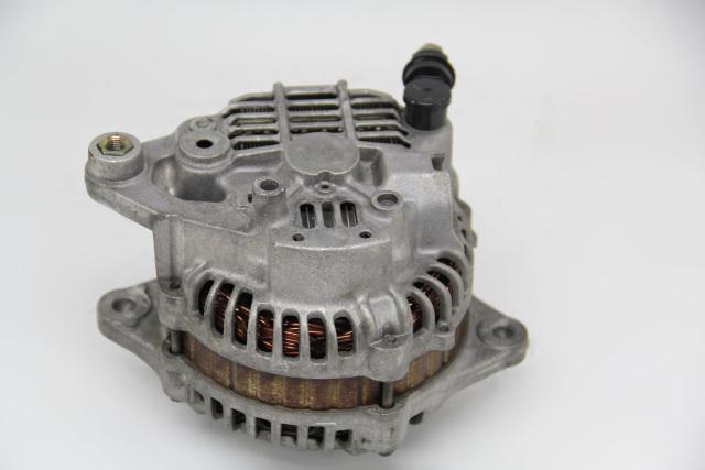 Mazda RX8 Alternator W/ Pully A/T N3H118300B OEM 04-08