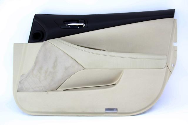 Lexus ES350 Front Door Panel Trim Right/Passenger Wood 07 08 09