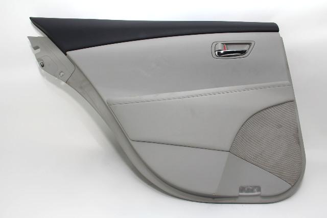 Lexus ES350 Rear Door Panel Trim Left, Wood, Interior 07 08 09 Factory OEM