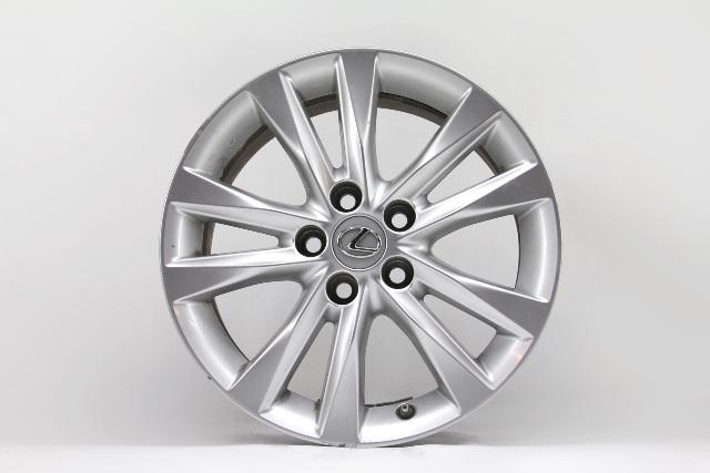 Lexus ES350 Rim Wheel 17in 10 Spoke #2 Factory 4261A-33050 OEM 10 11 12