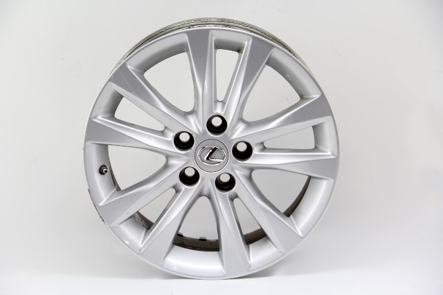 Lexus ES350 Rim Wheel 17in 10 Spoke #9 Factory 4261A-33050 OEM 10 11 12