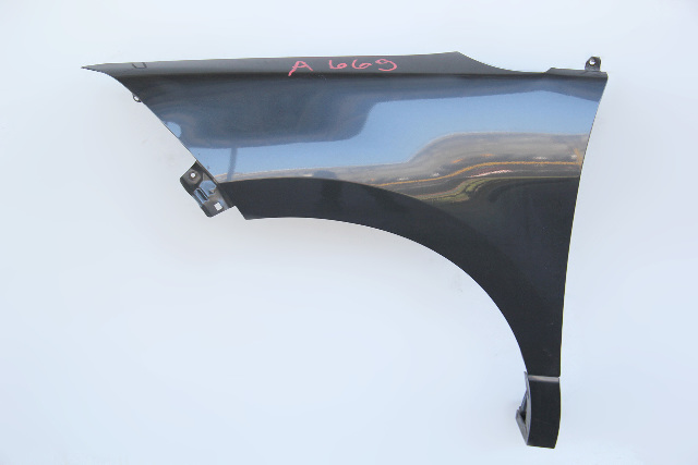 Acura RDX 07-12 Front Right/Passenger Side Fender Grey/Gray OEM 60211-STK-A90ZZ