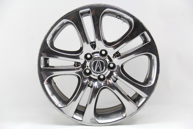 Acura RDX 07-12 Alloy Chrome Wheel Rim Disk 5 Double Spoke 19x8 OEM 08W19-STK-200 #1