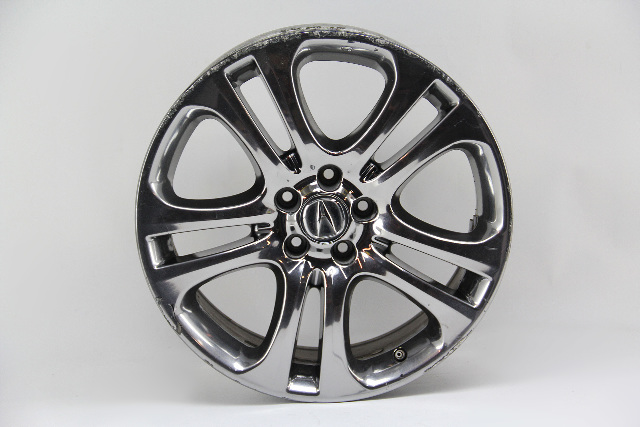 Acura RDX 07-12 Alloy Chrome Wheel Rim Disk 5 Double Spoke 19x8 OEM 08W19-STK-200 #2