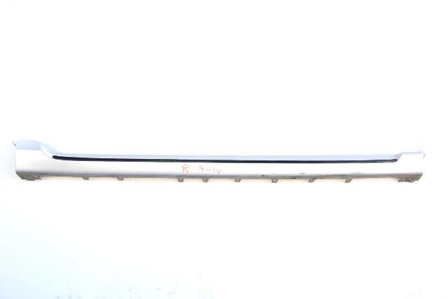 Lexus ES350 Right Rocker Panel Molding Side Skirt, Silver 75851-33902 07-12