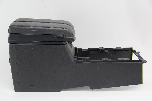 Infiniti FX35 FX45 Center Console Arm Rest Pocket Black Assembly 96911-CL75C
