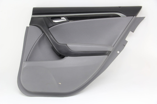 Acura TL Rear Right Door Panel Lining Grey/Gray Trim 83736-SEP-A01 OEM 04-06
