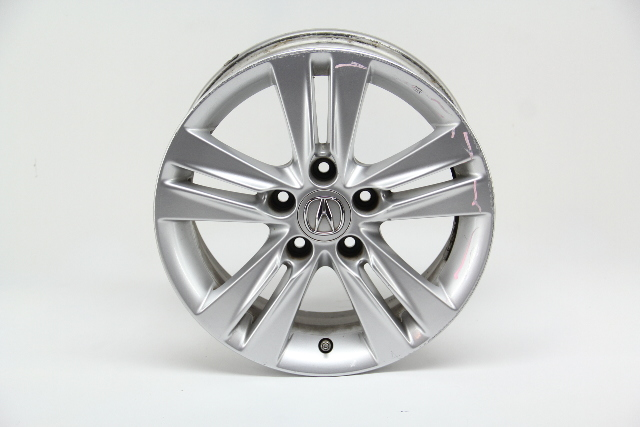 Acura ILX Alloy Wheel Rim Disc Double 5 Spoke 16x6.5 42700-TX6-A81 OEM 13-15 #8