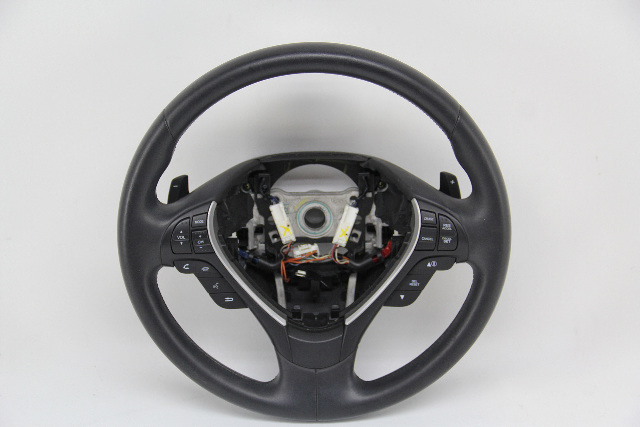 Acura ILX Steering Wheel Assembly Black With Controls 78501-TX4-A00ZA 13 14 15