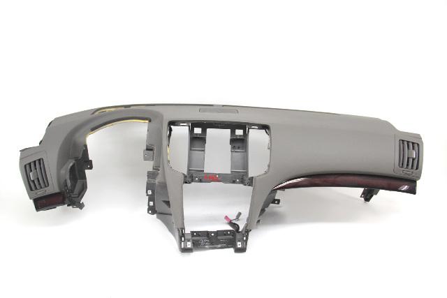Infiniti G37 Sedan 11 12 13 Dashboard Dash Board Gray with Airbag OEM 2011-2013