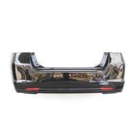 Honda Insight Rear Bumper Cover Assembly Black 04715-TM8-A91ZZ OEM 10 11