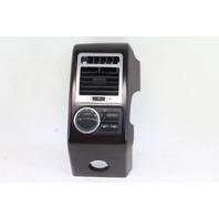 Land Range Rover Dash Vent Light Switch Wood Brown OEM 03-06 2003, 2004, 2005, 2006