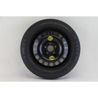 Saab 9-3 Spare Tire Rim Wheel Pirelli Tire 125/85/R16 12761979 OEM 03-11