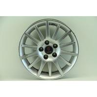 Saab 9-3 08-12 Alloy Disc Wheel Rim, 16 Inch 14 Spoke 12770236, #3 2008, 2009, 2010, 2011, 2012
