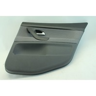 Saab 9-3 03-07 Right Rear Passenger Door Panel Trim Lining, Gray 12791658