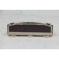 Saab 9-3 05-06 Instrument Digital Dash Information Display Screen 12802302, OEM