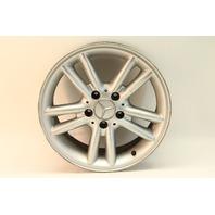 Mercedes C-Class 02-03 Aluminum Wheel, Rim Disc 10 Spoke, 2034010202 #12
