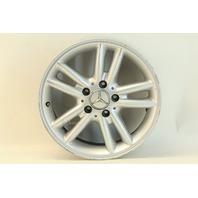 Mercedes C-Class 02-03 Aluminum Wheel, Rim Disc 10 Spoke, 2034010202 #17
