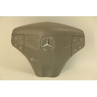 Mercedes-Benz C230 02-05 Left Driver Wheel Airbag Air Bag Gray 2034602398