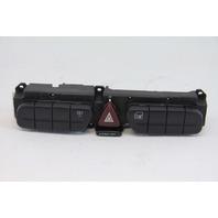 Mercedes C-Class W203 Hazard Light Switch ESP Central Locking Button 2038217058