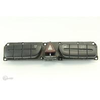 Mercedes-Benz C230 Coupe 02-05 ESP Hazard Lock Button Switch 2038217258