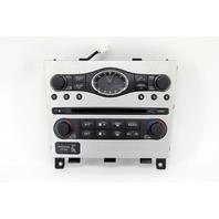 Infiniti G37 Audio Climate Display Control Unit Module 25391-JK60B OEM 08-09