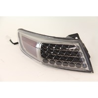 Infiniti FX35 FX45 05 06 07 08 Quarter Smoke Tail Light, Lamp Left 26555 CL03A