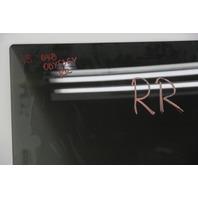 Honda Odyssey Rear Right/Passenger Door Glass 278-58662AR OEM 05-10