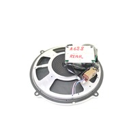 Infiniti G37 Bose Rear Audio Speaker Bass Subwoofer w/Amplifier OEM 08-13