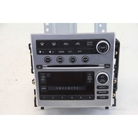 Infiniti G35 28185-AC702 BOSE Stereo Radio Unit w/ Navigation Display, Silver 05-07