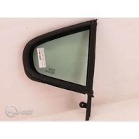 Volvo S60 01-09 Door Vent Quarter Glass Rear Right 30674363-4