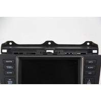 Honda Accord 6CD Changer XM Navigation GPS Unit Player Screen 39051-SDR-A42, 06