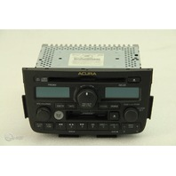 Acura MDX Radio CD Tape Player w/Rear Controls 39100-S3V-A610 OEM 2004